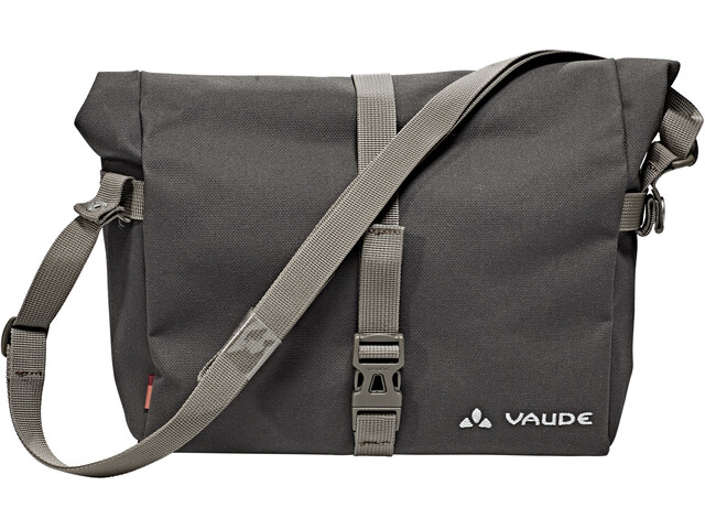 VAUDE ShopAir Box Bolsa de manillar, phantom black